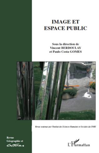 Couverture Image et espace public