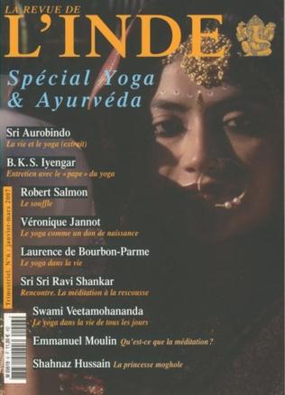 Couverture Revue de l'Inde N° 6