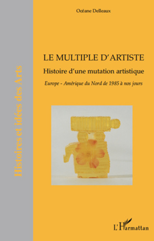 Couverture Le multiple d'artiste