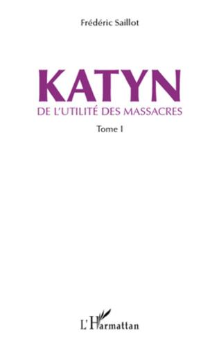 Couverture Katyn