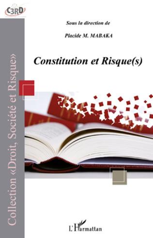 Couverture Constitution et Risque(s)