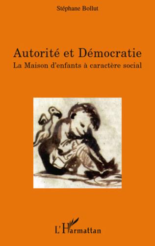 Couverture Autorité et démocratie
