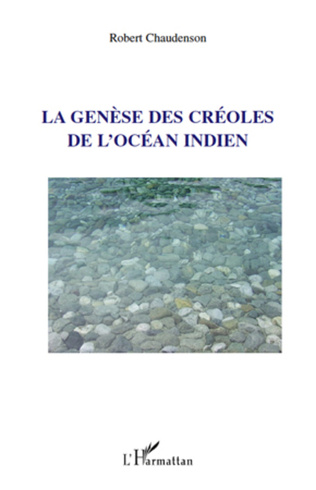 Couverture La genèse des créoles de l'Océan indien