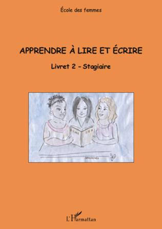 Couverture Apprendre à lire et écrire (Livret 2)