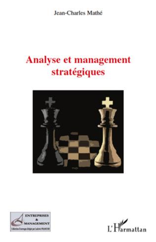 Couverture Analyse et management stratégiques