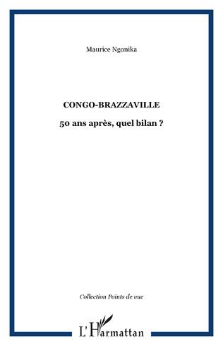 Couverture Congo-Brazzaville