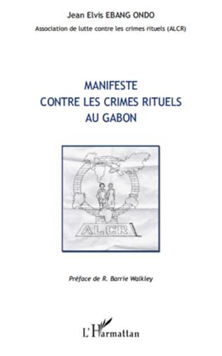 Couverture Manifeste contre les crimes rituels au Gabon