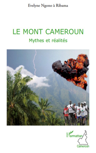 Couverture Le Mont Cameroun