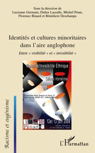 Couverture Identités et cultures minoritaires dans l'aire anglophone