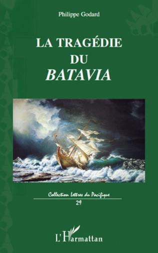Couverture La tragédie du Batavia