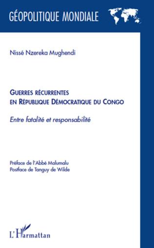 Couverture Guerres récurrentes en République Démocratique du Congo