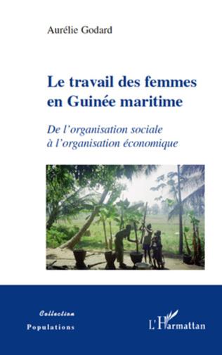 Couverture Le travail des femmes en Guinée maritime