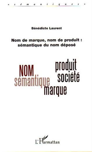 Couverture Nom de marque, nom de produit :