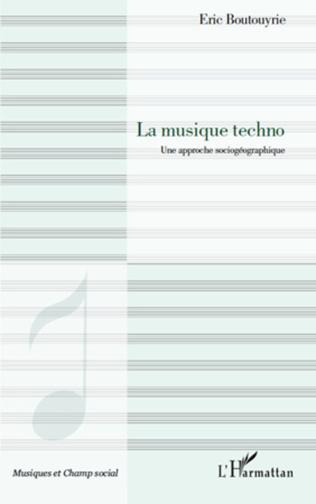 Couverture La musique techno