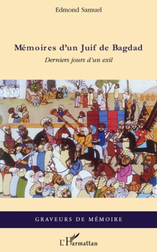 Couverture Mémoires d'un Juif de Bagdad