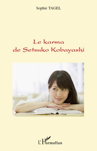Couverture Le karma de Setsuko Kobayashi
