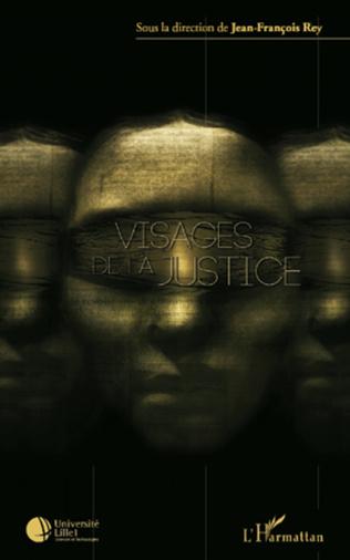 Couverture Visages de la justice