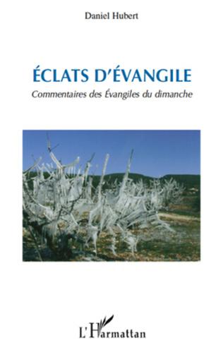 Couverture Eclats d'Evangile