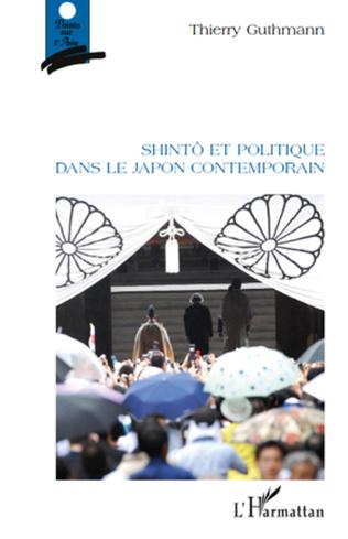 Couverture Shintô et politique dans le Japon contemporain