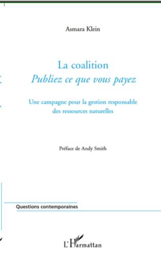 Couverture La coalition