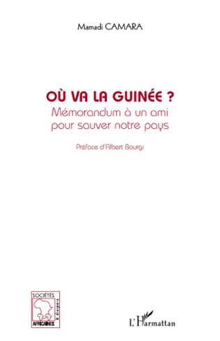 Couverture Où va la Guinée ?
