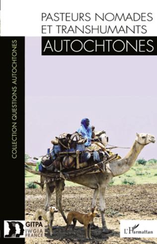 Couverture Pasteurs nomades et transhumants autochtones