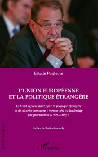 Couverture L'Union Européenne et la politique étrangère