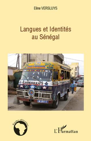 Couverture Langues et Identités au Sénégal