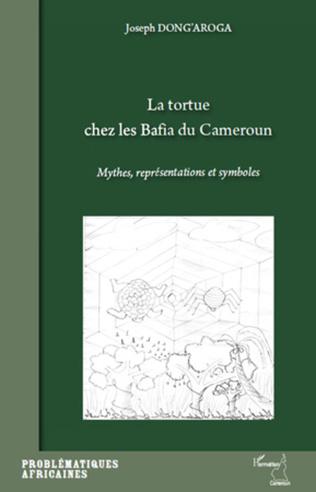 Couverture La tortue chez les bafia du Cameroun