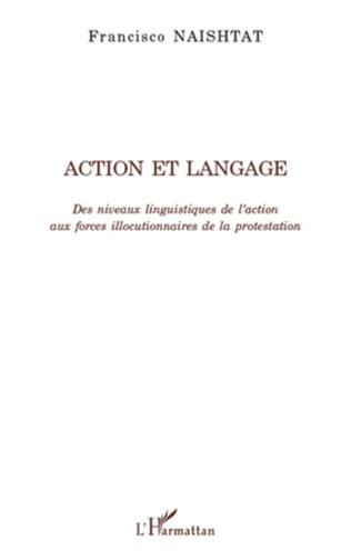 Couverture Action et langage