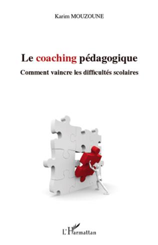 Couverture Le coaching pédagogique