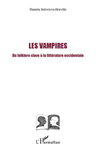 Couverture Les Vampires