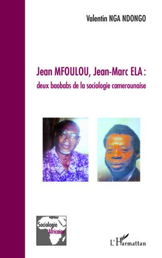 Couverture Jean Mfoulou, Jean-Marc Ela