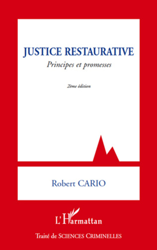 Couverture Justice restaurative