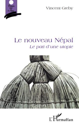 Couverture Le nouveau Népal