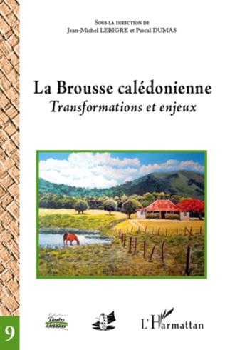 Couverture La Brousse calédonienne