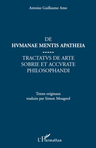 Couverture De Humanae mentis apatheia