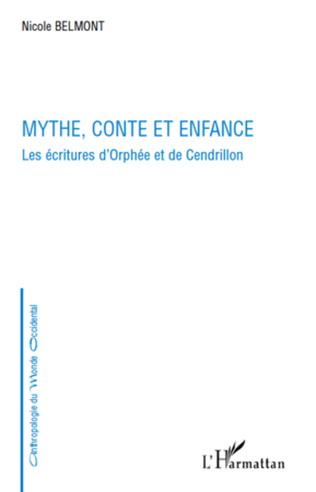 Couverture Mythe, conte et enfance