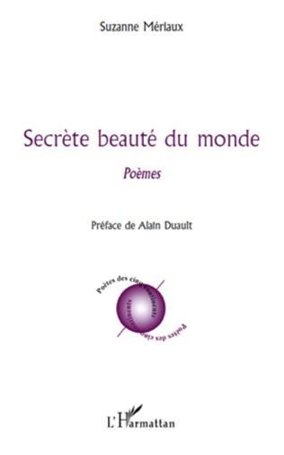 Couverture Secrète beauté du monde