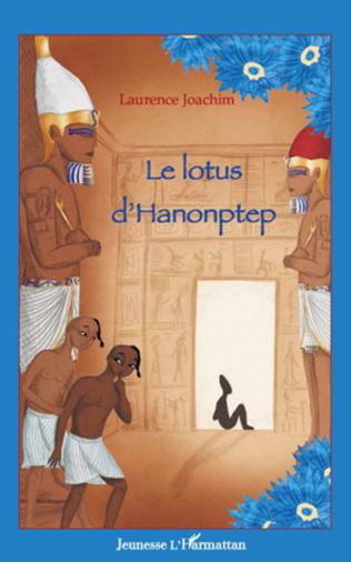 Couverture Le lotus d'Hanonptep