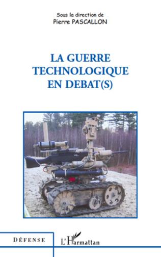 Couverture La guerre technologique en débat(s)