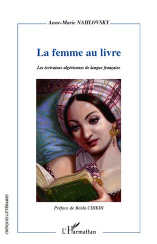 Couverture La femme au livre