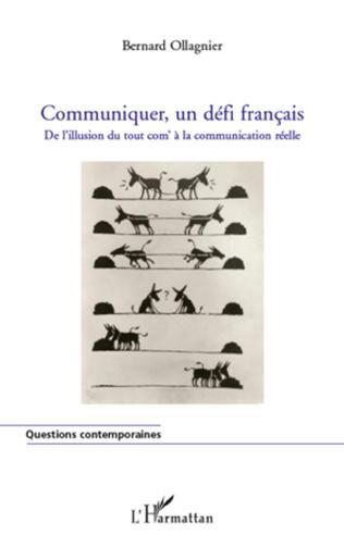 Couverture Communiquer, un défi français