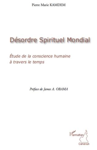 Couverture Désordre Spirituel Mondial