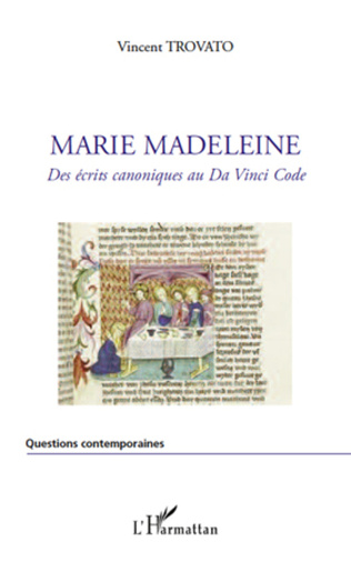 Couverture Marie Madeleine