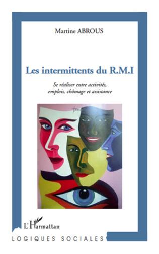 Couverture Les intermittents du R.M.I