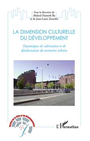Couverture La dimension culturelle du développement
