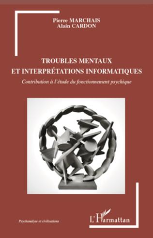Couverture Troubles mentaux et interprétations informatiques