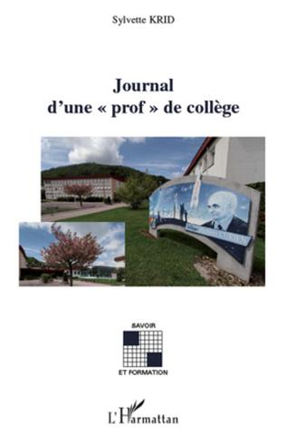 Couverture Journal d'une