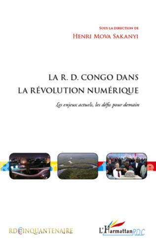 Couverture La R.D. Congo dans la révolution numérique